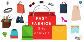 Fast Fashion Site Analysis