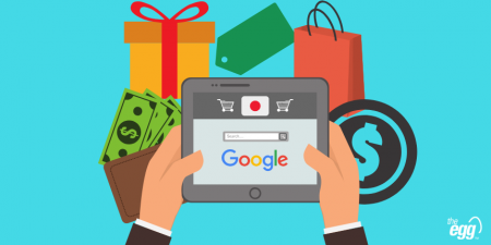 Google Shopping in Japan